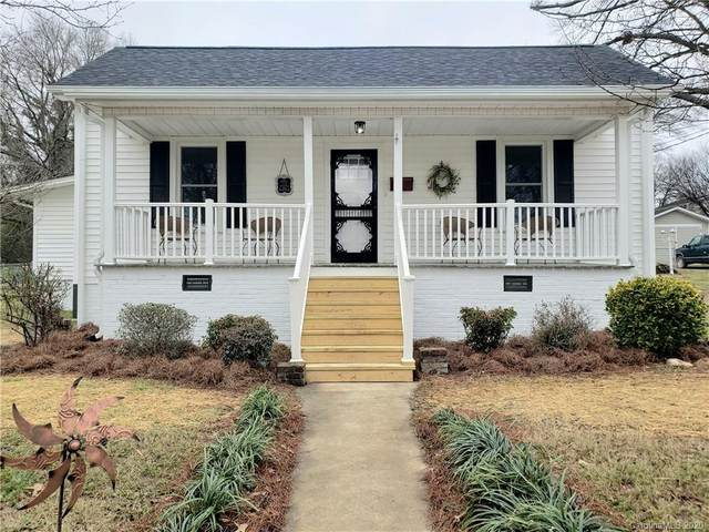 112 East Avenue S, Kannapolis, NC 28083 (#3607803) :: LePage Johnson Realty Group, LLC