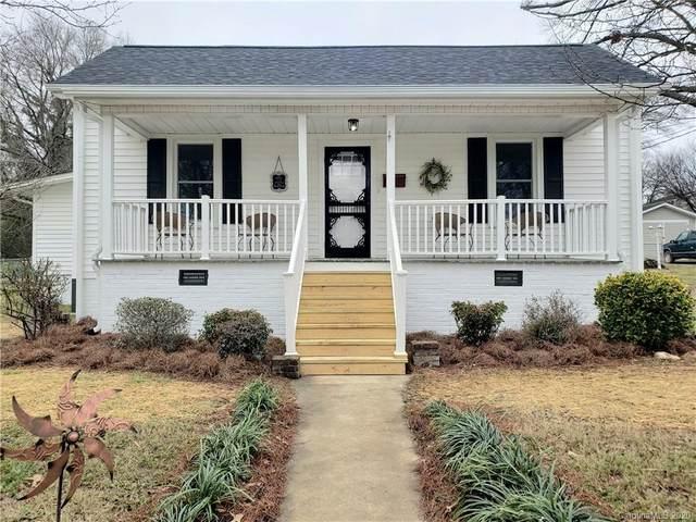112 East Avenue S, Kannapolis, NC 28083 (#3607803) :: Keller Williams Biltmore Village