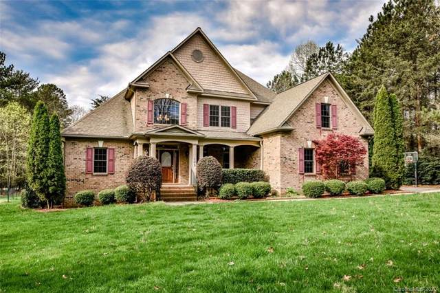 105 Wolf Hill Drive, Mooresville, NC 28117 (#3607804) :: Stephen Cooley Real Estate Group