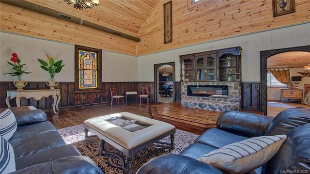 1202 Iron Duff Road, Waynesville, NC 28785 (#3607858) :: Roby Realty