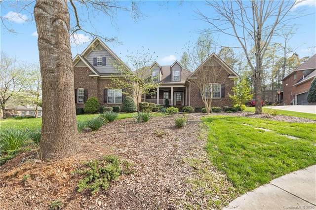 4400 Hoffmeister Drive, Waxhaw, NC 28173 (#3607864) :: High Performance Real Estate Advisors