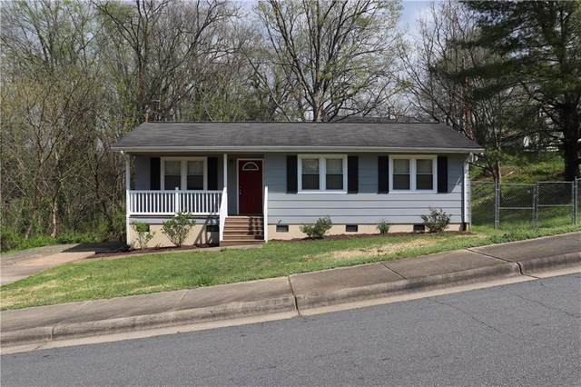 531 3rd Street SW, Hickory, NC 28602 (#3607869) :: Besecker Homes Team