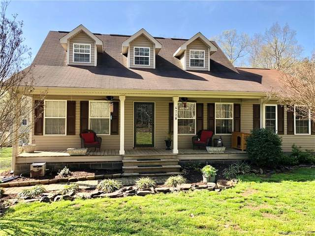 4728 Bothwell Drive, Marshville, NC 28103 (#3607881) :: Caulder Realty and Land Co.