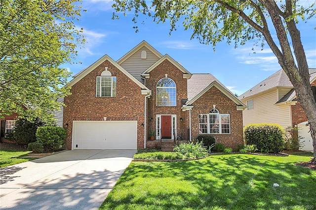 12614 Kemerton Lane, Huntersville, NC 28078 (#3607909) :: Stephen Cooley Real Estate Group