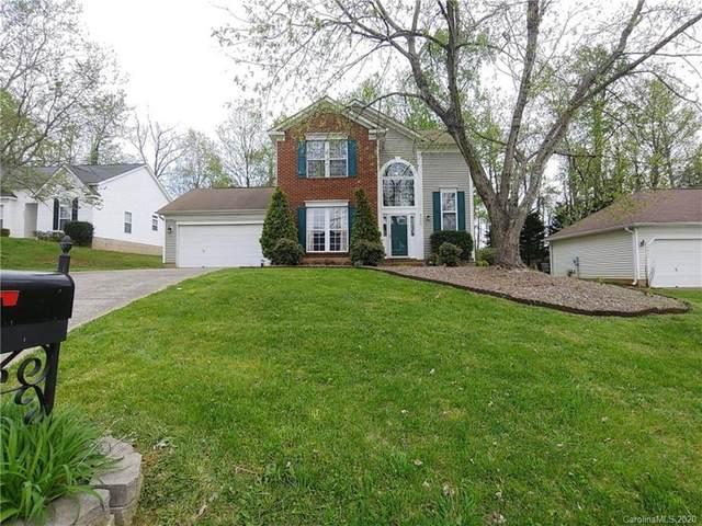 4530 Avalon Forest Lane, Charlotte, NC 28269 (#3607973) :: MartinGroup Properties