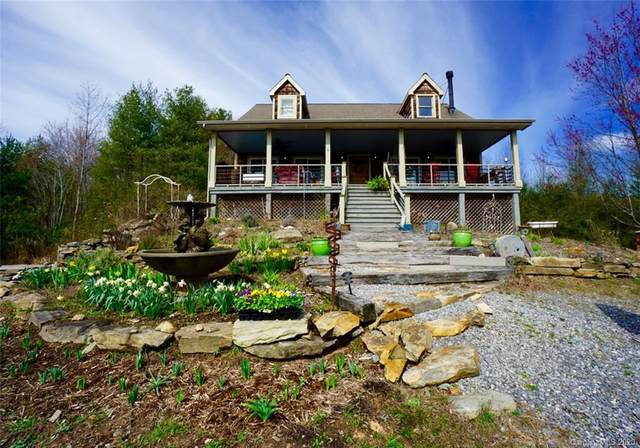 5040 Blowing Rock Boulevard, Lenoir, NC 28645 (#3607986) :: Scarlett Property Group