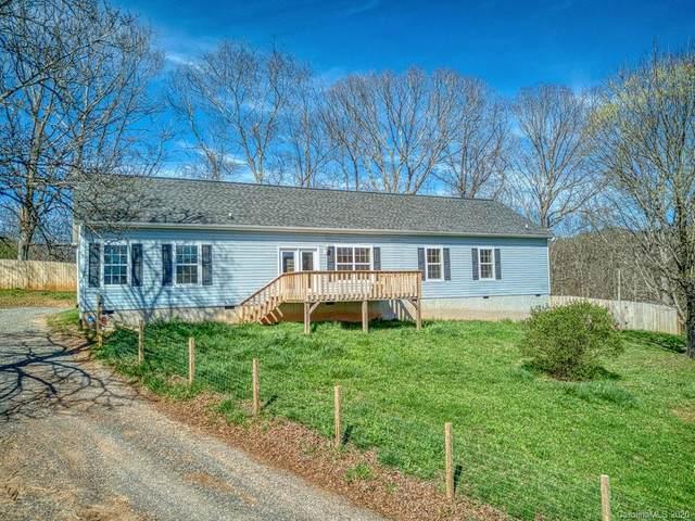 33 Brian Drive, Canton, NC 28716 (#3607990) :: Keller Williams Professionals