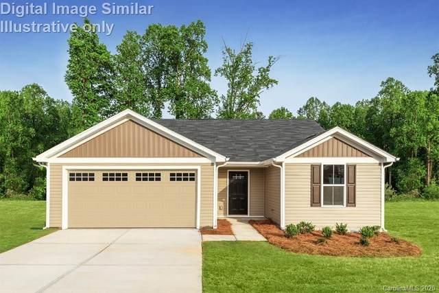 1197 Tangle Ridge Drive #65, Concord, NC 28025 (#3608009) :: Carolina Real Estate Experts