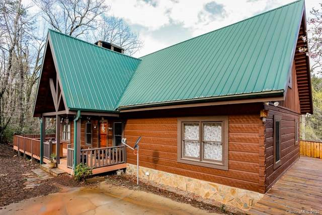 587 Pheasant Street, Lake Lure, NC 28746 (#3608069) :: Besecker Homes Team