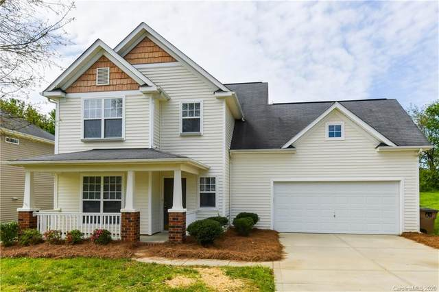 1007 Magna Lane #32, Indian Trail, NC 28079 (#3608129) :: LePage Johnson Realty Group, LLC