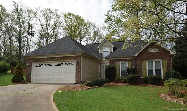 3163 River Trace, Gastonia, NC 28056 (#3608147) :: Carolina Real Estate Experts