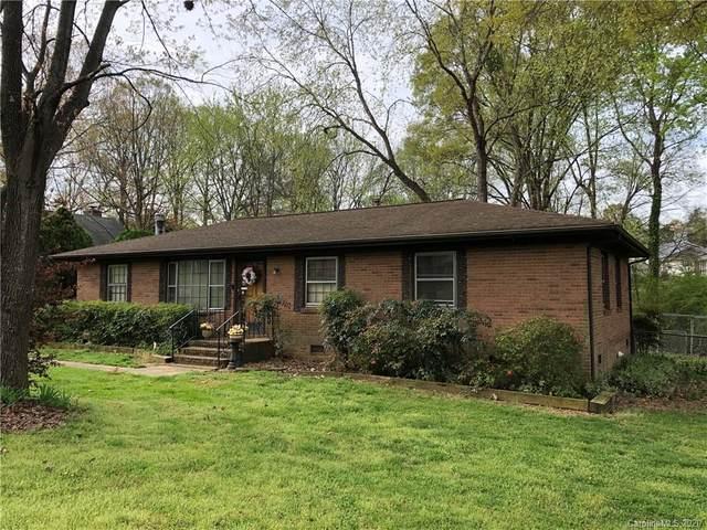 6735 Glenmoor Drive, Charlotte, NC 28214 (#3608150) :: Carolina Real Estate Experts