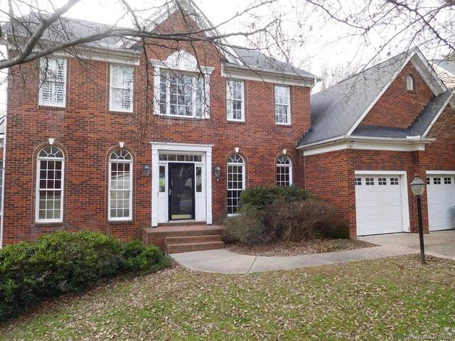 16117 Cranleigh Drive, Huntersville, NC 28078 (#3608161) :: Stephen Cooley Real Estate Group