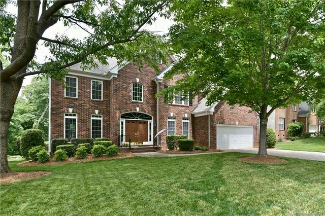 12125 Kane Alexander Drive, Huntersville, NC 28078 (#3608243) :: Charlotte Home Experts