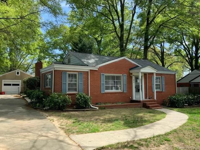 2619 Lumina Avenue, Charlotte, NC 28208 (#3608269) :: Carolina Real Estate Experts