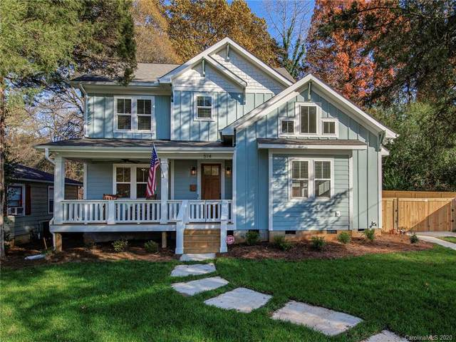 2528 Roslyn Avenue, Charlotte, NC 28208 (#3608324) :: Roby Realty