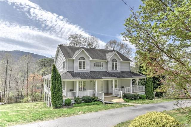 49 Cliff View Drive, Asheville, NC 28803 (#3608335) :: LePage Johnson Realty Group, LLC