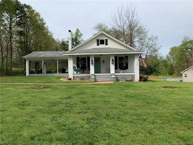 435 Roy Eaker Road, Cherryville, NC 28021 (#3608359) :: Zanthia Hastings Team