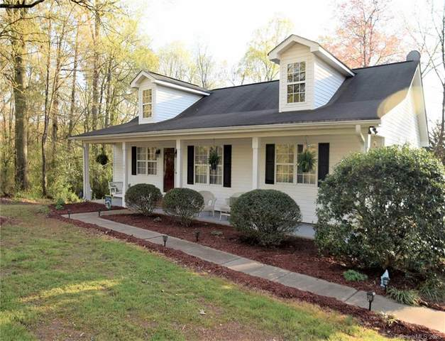 1007 Forest Drive, Marshville, NC 28103 (#3608363) :: LePage Johnson Realty Group, LLC