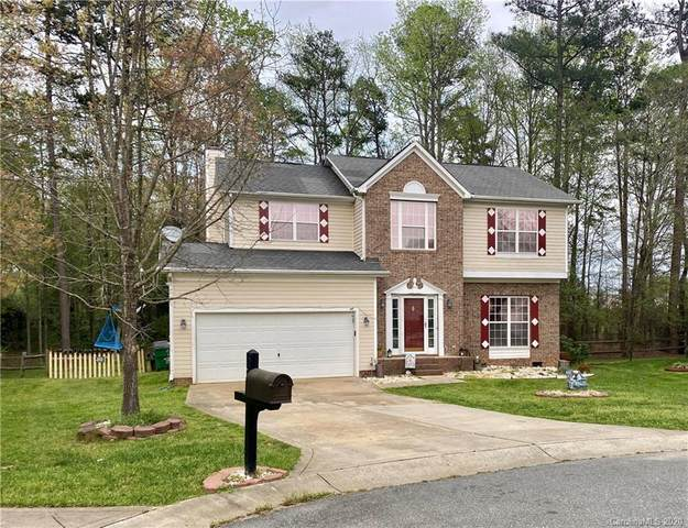 10029 Dauphine Drive #37, Charlotte, NC 28216 (#3608397) :: High Performance Real Estate Advisors