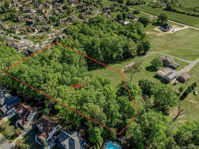 Lot #7 Wiggins Road, Mooresville, NC 28115 (#3608435) :: Keller Williams South Park