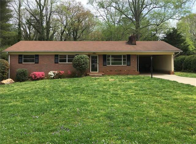 2322 13th Street Drive NE, Hickory, NC 28601 (MLS #3608463) :: RE/MAX Journey