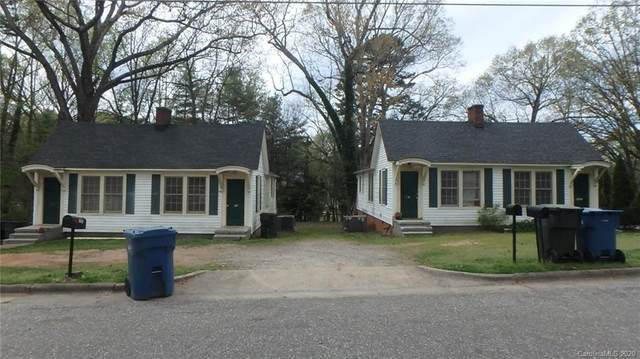 1217,1219,1225,1227 10th Street NE, Hickory, NC 28602 (MLS #3608478) :: RE/MAX Journey
