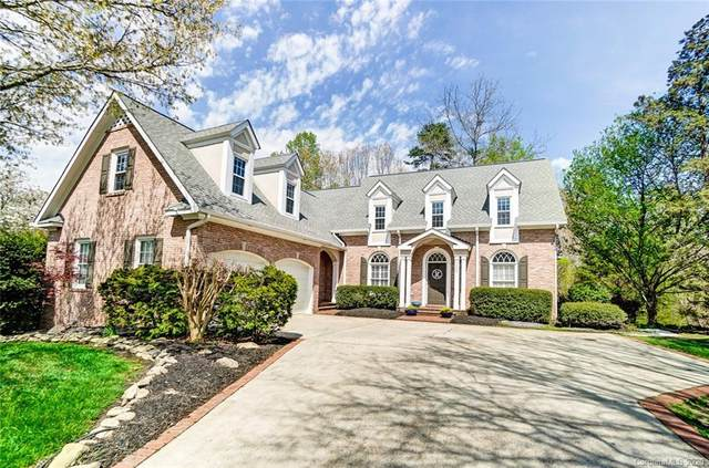 11078 Deep Cove Drive, Tega Cay, SC 29708 (#3608495) :: Miller Realty Group