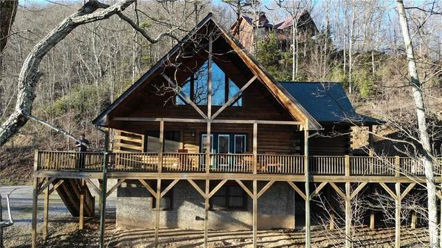 230 Stallion Ridge, Maggie Valley, NC 28751 (#3608537) :: Roby Realty