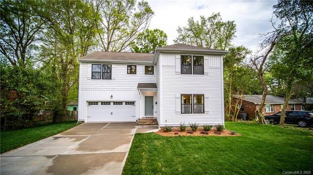 3200 Cosby Place, Charlotte, NC 28205 (#3608547) :: High Performance Real Estate Advisors