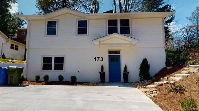 173 Fairfax Avenue, Asheville, NC 28806 (#3608557) :: Advance Real Estate