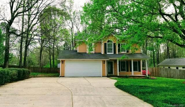 2001 Mill House Lane L1, Matthews, NC 28104 (#3608569) :: Puma & Associates Realty Inc.