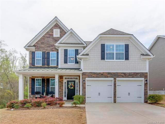 813 Coralbell Way, Tega Cay, SC 29708 (#3608576) :: Miller Realty Group