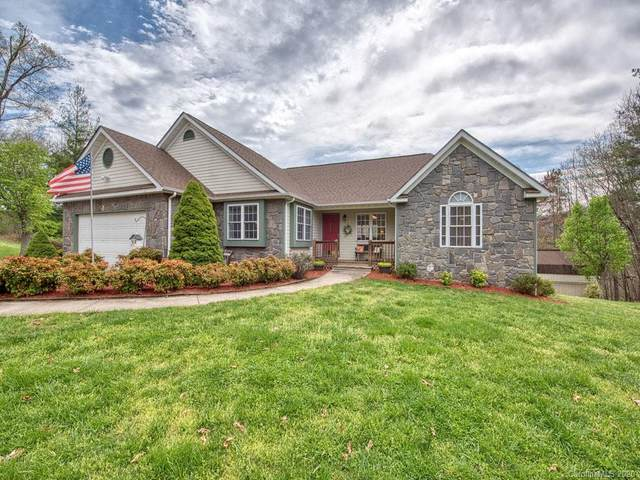 208 Oak Ridge Drive, Clyde, NC 28721 (#3608579) :: LePage Johnson Realty Group, LLC