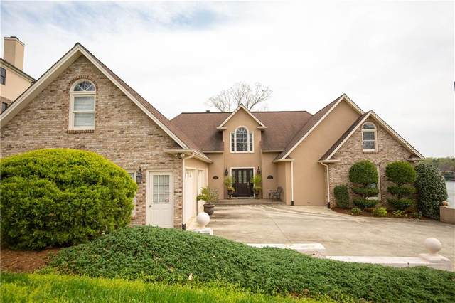 177 Mariners Point Lane, Hickory, NC 28601 (#3608595) :: Rowena Patton's All-Star Powerhouse