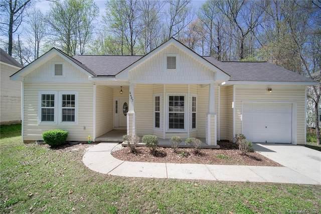4407 Brandie Glen Road, Charlotte, NC 28269 (#3608600) :: LePage Johnson Realty Group, LLC