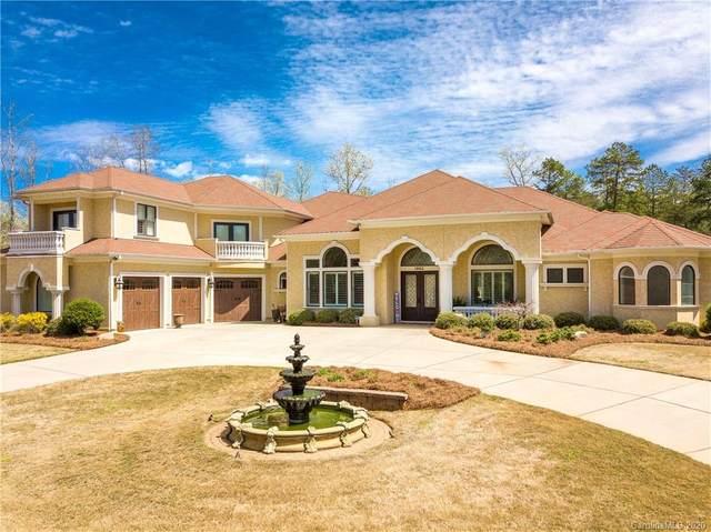 1662 Greyfox Estates Road, Lancaster, SC 29720 (#3608610) :: LePage Johnson Realty Group, LLC