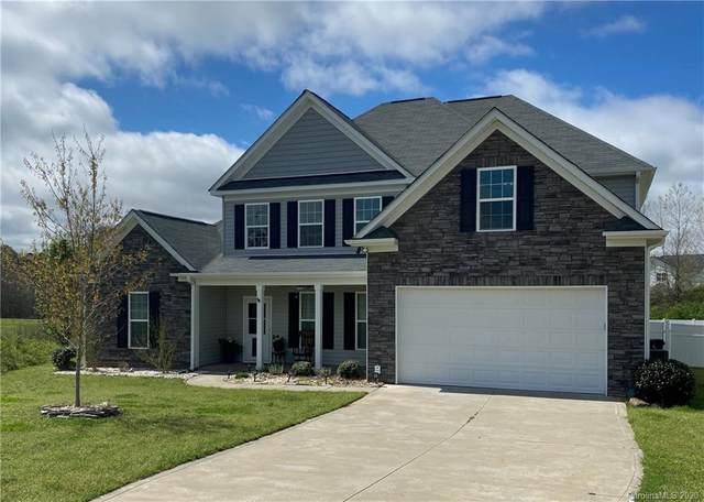 4011 Pumpkin Place, Monroe, NC 28110 (#3608617) :: Scarlett Property Group