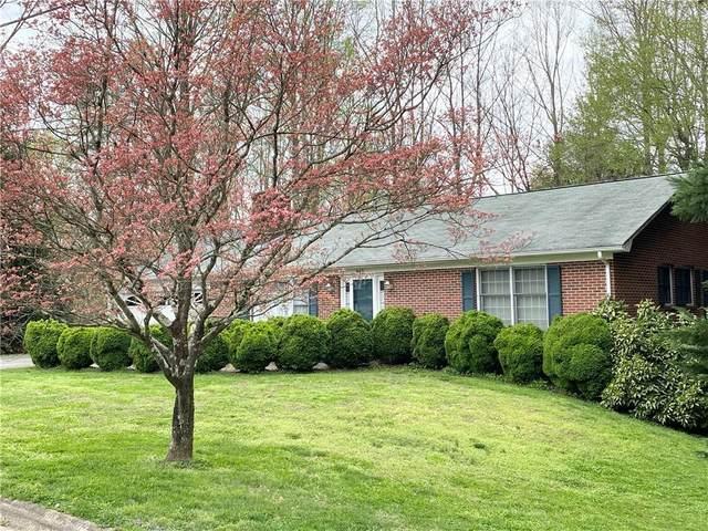 907 Plantation Drive, Lenoir, NC 28645 (#3608647) :: Scarlett Property Group
