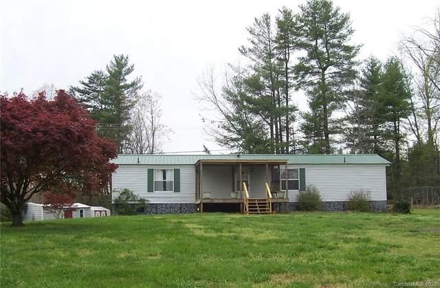2962 Old Nc 18 Highway, Morganton, NC 28655 (#3608721) :: LePage Johnson Realty Group, LLC