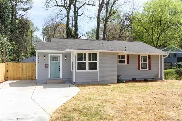 3408 Eastwood Drive, Charlotte, NC 28205 (#3608750) :: Carver Pressley, REALTORS®