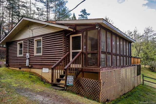 245 Mallard Road, Lake Lure, NC 28746 (#3608751) :: Exit Realty Vistas