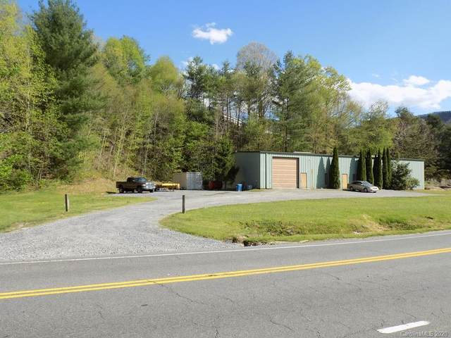 695 Nc 9 Highway #0, Black Mountain, NC 28711 (#3608790) :: Rinehart Realty