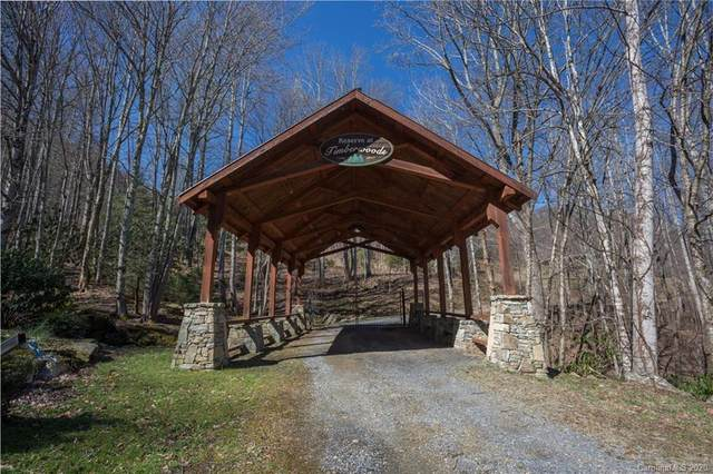 8 Acres Off Pot Leg Road, Waynesville, NC 28785 (#3608800) :: Roby Realty