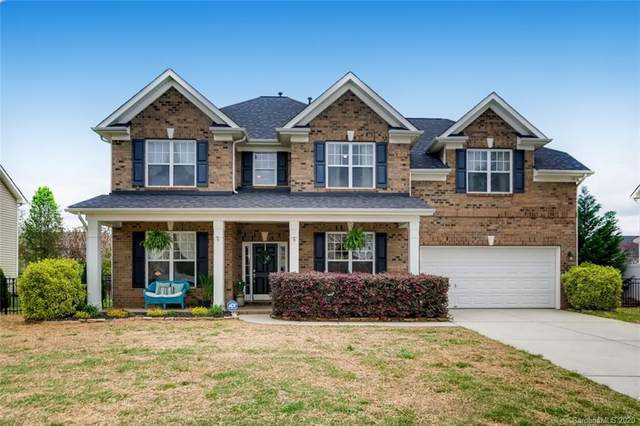2014 Apogee Drive, Indian Trail, NC 28079 (#3608919) :: Rinehart Realty