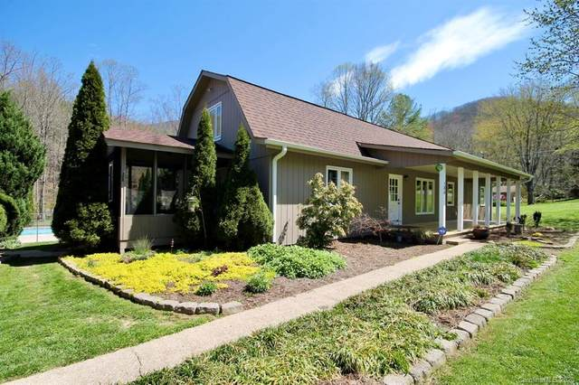 180 Domeno Drive, Swannanoa, NC 28778 (#3608927) :: LePage Johnson Realty Group, LLC