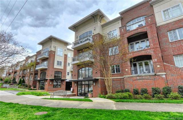 1903 Kenilworth Avenue #201, Charlotte, NC 28203 (#3608969) :: Roby Realty