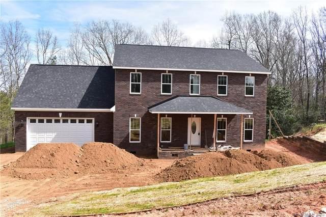 84 Mcarthur Avenue SE #1, Concord, NC 28025 (#3608972) :: BluAxis Realty