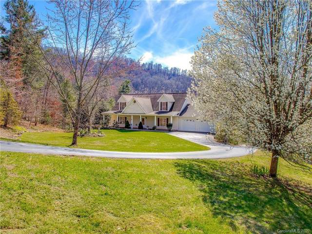 105 Farm Valley Court, Weaverville, NC 28787 (#3608975) :: Miller Realty Group