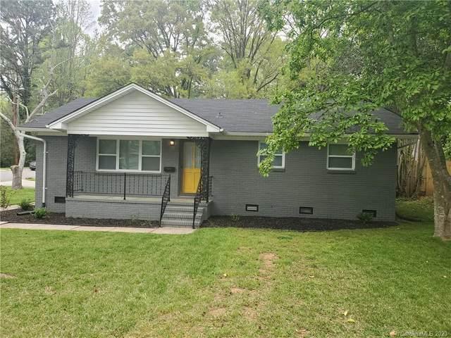 2601 Dora Drive, Charlotte, NC 28215 (#3608979) :: Stephen Cooley Real Estate Group